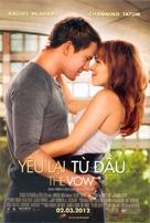 The Vow - Vietnamese Movie Poster (xs thumbnail)