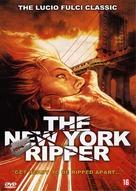 Lo squartatore di New York - Dutch DVD cover (xs thumbnail)