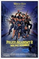 Police Academy 2: Their First Assignment - Movie Poster (xs thumbnail)