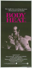 Body Heat - Movie Poster (xs thumbnail)