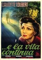 Three Came Home - Italian Movie Poster (xs thumbnail)