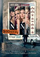 Nine - Spanish Movie Poster (xs thumbnail)