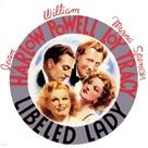 Libeled Lady - British Movie Poster (xs thumbnail)