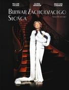 Sunset Blvd. - Polish DVD movie cover (xs thumbnail)