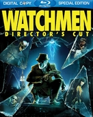 Watchmen - Blu-Ray movie cover (xs thumbnail)