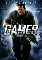 Gamer - DVD cover (xs thumbnail)
