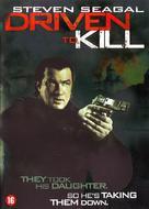 Driven to Kill - Dutch DVD cover (xs thumbnail)