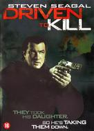 Driven to Kill - Dutch DVD movie cover (xs thumbnail)