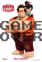 Wreck-It Ralph - Argentinian Movie Poster (xs thumbnail)