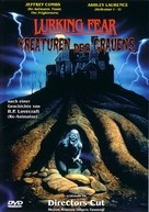 Lurking Fear - German DVD cover (xs thumbnail)