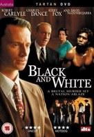 Black and White - British Movie Cover (xs thumbnail)