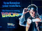 Back to the Future Part II - British Movie Poster (xs thumbnail)