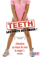 Teeth - French DVD movie cover (xs thumbnail)