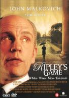Ripley's Game - Dutch DVD cover (xs thumbnail)