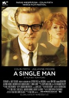 A Single Man - Finnish Movie Poster (xs thumbnail)