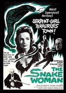 The Snake Woman - Movie Cover (xs thumbnail)