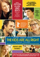 The Kids Are All Right - German Movie Poster (xs thumbnail)