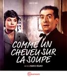 Comme un cheveu sur la soupe - French Blu-Ray cover (xs thumbnail)