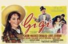 Gigi - Belgian Movie Poster (xs thumbnail)