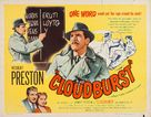 Cloudburst - Movie Poster (xs thumbnail)