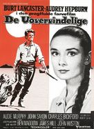 The Unforgiven - Danish Movie Poster (xs thumbnail)