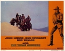 The Train Robbers - poster (xs thumbnail)
