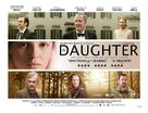 The Daughter - British Movie Poster (xs thumbnail)