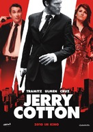 Jerry Cotton - German Movie Poster (xs thumbnail)
