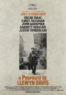 Inside Llewyn Davis - Portuguese Movie Poster (xs thumbnail)