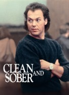 Clean and Sober - Movie Cover (xs thumbnail)