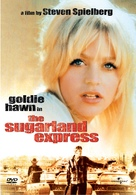 The Sugarland Express - DVD movie cover (xs thumbnail)