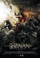 Conan the Barbarian - Greek Movie Poster (xs thumbnail)