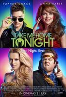 Take Me Home Tonight - Malaysian Movie Poster (xs thumbnail)