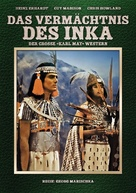 Das Vermächtnis des Inka - German DVD movie cover (xs thumbnail)