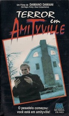 Amityville II: The Possession - Brazilian VHS cover (xs thumbnail)