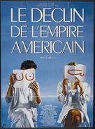 Déclin de l'empire américain, Le - French Movie Poster (xs thumbnail)