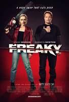 Freaky - Belgian Movie Poster (xs thumbnail)
