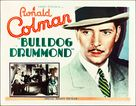 Bulldog Drummond - Movie Poster (xs thumbnail)