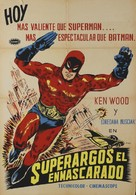 Superargo contro Diabolikus - Spanish Movie Poster (xs thumbnail)