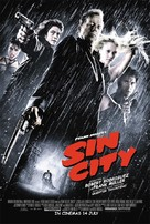 Sin City - Australian Movie Poster (xs thumbnail)