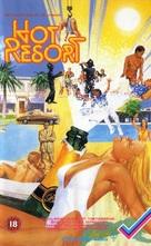 Hot Resort - British VHS cover (xs thumbnail)