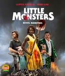 Little Monsters - Canadian Blu-Ray movie cover (xs thumbnail)
