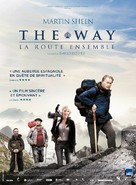 The Way - French Movie Poster (xs thumbnail)