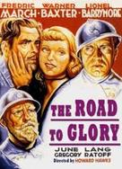 The Road to Glory - DVD movie cover (xs thumbnail)