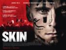 Skin - British Movie Poster (xs thumbnail)