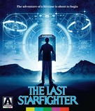 The Last Starfighter - British Movie Cover (xs thumbnail)