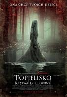 The Curse of La Llorona - Polish Movie Poster (xs thumbnail)