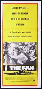 The Fan - Australian Movie Poster (xs thumbnail)