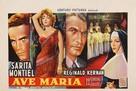 Pecado de amor - Belgian Movie Poster (xs thumbnail)