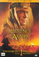 Lawrence of Arabia - Italian DVD cover (xs thumbnail)